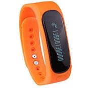 Bracelet d'ActivitéEtanche Longue Veille Calories brulées Pédomètres Enregistrement de l'activité Sportif Santé Caméra Ecran tactile