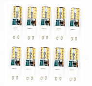 10 PCS Con filo Others G9  Smd2835 32 Led 3 w AC85 - 265 v 850 lm Warm White Cold White Double Pin Waterproof Other