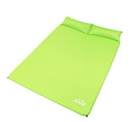 Breathability Camping Pad Light Green / Sky blue Camping