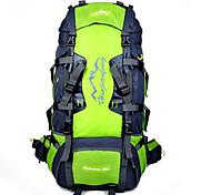80 L Походные рюкзаки Велоспорт Рюкзак рюкзак Восхождение Спорт в свободное время Велосипедный спорт/Велоспорт Отдых и туризм