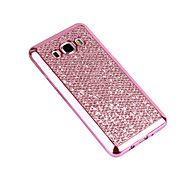 For Samsung Galaxy J7 Prime J7 (2016) J7 Case Cover Shockproof Back Cover Glitter Shine Soft TPU J5 Prime J5 (2016) J5 J3 J2 J1 J120 J1 ACE
