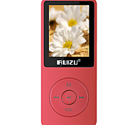 RUIZU MP3/MP4 MP3 Batterie Li-ion rechargeable