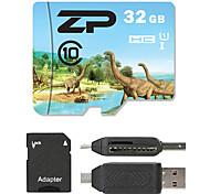 ZP 32GB MicroSD Clase 10 80 Other Múltiple en un lector de tarjetas lector de tarjetas micro sd lector de tarjetas SD ZP-1 USB 2.0