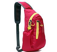 20 L Waist Bag/Waistpack Sling & Messenger Bag Shoulder Bag Climbing Cycling/Bike Running Waterproof Breathable Shockproof Nylon