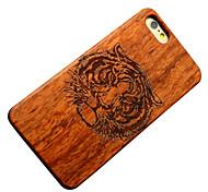 Для Кейс для iPhone 5 Чехлы панели С узором Задняя крышка Кейс для Животное Твердый Дерево для iPhone SE/5s iPhone 5