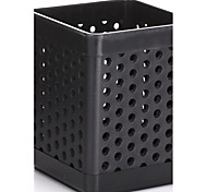 Sunwood®  6132 Square Air Brush Pot Black