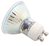 4W GU10 Faretti LED MR16 15 SMD 2835 300 lm Bianco caldo AC 85-265 V 5 pezzi
