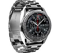 НОСО из нержавеющей стали замена металлический браслет ремешок умные часы для Samsung Gear s3 приграничном Samsung Gear s3 классика
