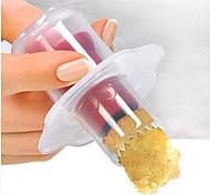 1шт новая кухня кекс пробоотборник толкатель резак торт тесто украшая Делитель прессформы кухни выпечки инструменты
