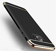 для Samsung GALAXY s8 плюс 3 в 1 обшивке задней стороны обложки случай сплошного цвета жесткий ПК