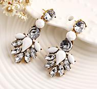 Imitation Diamond AAA Cubic Zirconia Stud Earrings Drop Earrings Hoop Earrings Earrings Set Earrings Jewelry WomenHalloween Wedding Party
