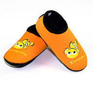 Water Shoes/Water Booties & Socks Diving / Snorkeling Swimming Surfing Neoprene Black Red Orange Blue