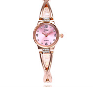 Women's Dress Watch Fashion Watch Digital Watch Quartz Digital Stainless Steel Band Charm Casual Silver Gold