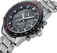 Мужской Спортивные часы Нарядные часы Модные часы Наручные часы Кварцевый Календарь Защита от влаги Светящийся сплав ГруппаCool
