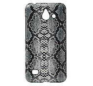 For Huawei Y550 Y330 Case Cover Snake Pattern PC Protection Back Cover Case