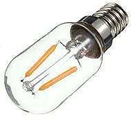 1Pcs LED Filament Bulbs S14 2W E14 200 lm Warm White Decorative AC 220-240