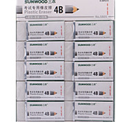 Sunwood®  Exam 5805 Dedicated Eraser  30/Set