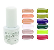 Nagellack UV Gel 5 1 UV Farbgel Langlebige Aufsaugeigenschaften