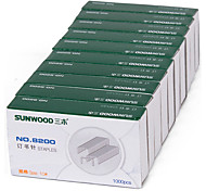 Sunwood®  10 # 8200 Staples/Stitching Needle 1000 Pcs/ Box 10 Boxes