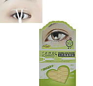 Beauty Brand Flamingo adhesive 50Pcs Invisibledouble-fold eyelid Paste Breathability Double EyelidTape Trial Stiker