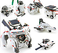 Toys For Boys Discovery Toys Solar Powered Gadgets Robot ABS