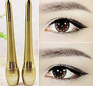 Lápices de Ojos Lápiz Húmedo Larga Duración Natural Negro Ojos