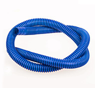 Aquarium Pipes 98cm Plastic Blue