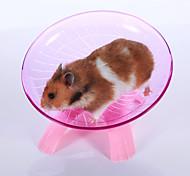 Колесо для упражнений Пластик Синий Розовый