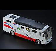 Vehículo de construcción Vehículos de tracción trasera Juguetes de coches 1:10 Metal Plástico Blanco Modelismo y Construcción