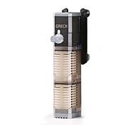 Acuarios Bombas de aire Bombas de agua Filtros Ahorro de Energía Plástico 220V