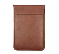 j.m.show ноутбук сумка мешок компьютера вертикальный конверт кожа PU зерна для 11 13 15 дюймов универсального