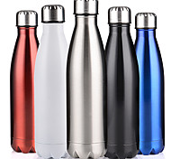 Double Wall Vacuum Insulated Stainless Steel Water Bottle Perfect For Outdoor Sports Camping Hiking Cycling