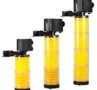 Acuarios Bombas de aire Filtros Silencioso Plástico AC 220-240V