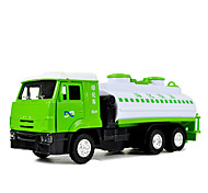 Farm Vehicle Pull Back Vehicles Car Toys 1:10 Metal Green