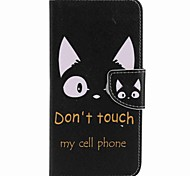 For Google Pixel XL Pixel Case Cover Cat Ears Painted PU Phone Case