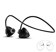 SH03D Wireless Bluetooth 4.0 Headset Stereo NFC Handsfree Sport Earphone MP3 Media Player Voice Reminder Sweatproof Self Timer