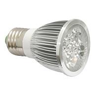 4W E14 GU10 E27 Luz de LED para Estufas 4 LED de Alta Potência 360-400 lm Vermelho Azul V 1 pç