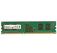 Kingston RAM 2GB DDR3 1333MHz Memória de desktop
