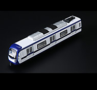 Pull Back Vehicles Model & Building Toy Train Metal Children's Day