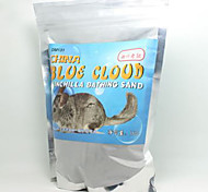 Rodents Rabbits Chinchillas Cleaning Shower Sand 1Kg
