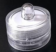 Aquarien Aquarium Dekoration Wechsel Weiß Energieeinsparung LED-Lampe DC 12V