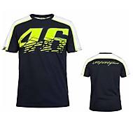 Motorrad Kleidung unisex kurzen Ärmeln Baumwolle T-Shirt atmungsaktiv Sommer