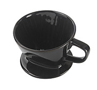 ml  Ceramic Paper Coffee Filter , 4 cups Drip Coffee Maker Reusable
