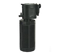 Acuarios Bombas de aire Bombas de agua Filtros Silencioso Plástico AC 100-240V