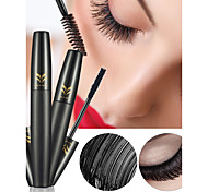 Top 3D Fiber Lashes MASCARA Rimel Makeup set High Quality 1set2pcs Eyelash Waterproof Double Mascara