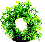 Aquarium Decoration Waterplant Non-toxic & Tasteless Plastic Green Pink
