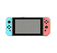 Nintendo Switch Host Transparent Hard Shell Crystal Protection Siamese