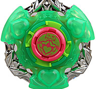 Gyro Toy  Spinning Top Leisure Hobby Toys Novelty Circular Polycarbonate ABS Green For Children