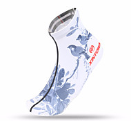 Shoe Covers/Overshoes Bike Breathable Quick Dry Dust Proof Anti-Insect Antistatic Limits Bacteria Protective Women's Men's Unisex White