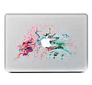 For MacBook Air 11 13/Pro13 15/Pro With Retina13 15/MacBook12 Water Gragon Decorative Skin Sticker